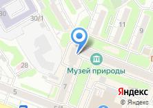Компания «МОТО54» на карте
