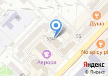 Компания «Экспресс-Кредит» на карте