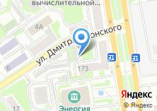 Компания «Сибирский Центр Упаковки» на карте