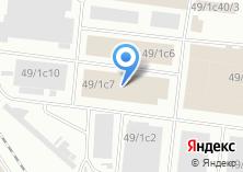 Компания «Янта-Сибирь» на карте