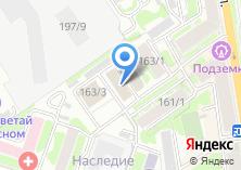 Компания «ОКНОМАРКЕТ плюс» на карте