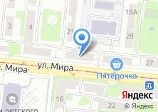 Компания «Черничные ночи» на карте