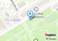 Компания «MGrill» на карте