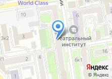 Компания «Окна Сибири» на карте