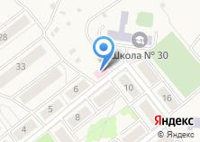 Компания «Краснояровская врачебная амбулатория» на карте