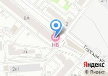 Компания «Новониколаевские бани» на карте