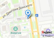 Компания «ПАТИССОН» на карте
