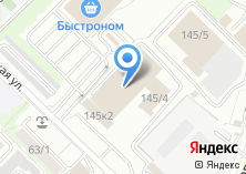 Компания «ЭлектроТехнологии» на карте