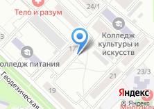 Компания «383ru.net» на карте