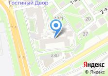 Компания «ЭнергоТеплоРесурс» на карте