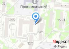 Компания «КоМИ-Оптик» на карте