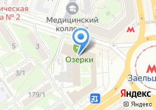 Компания «Пупс-Нск» на карте