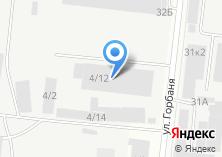 Компания «СибУрс» на карте
