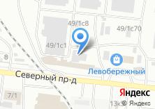Компания «Алита» на карте
