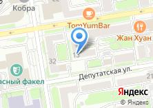 Компания «Грузчики Абрамова» на карте