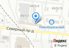 Компания «Магазин контрактных автозапчастей ГАЗ» на карте