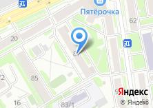 Компания «Участковый пункт полиции Отдел полиции №2 Железнодорожный Управление МВД России по г. Новосибирску» на карте
