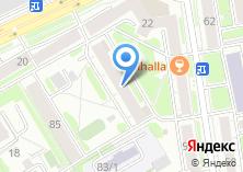Компания «Буква Ю сеть салонов бижутерии» на карте