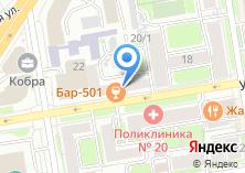 Компания «ЭЛЛИУНЕСЛО» на карте