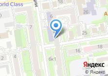 Компания «ЦЕНТР ТЕЛЕКОММУНИКАЦИЙ» на карте