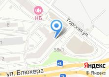 Компания «Хмельные напитки» на карте