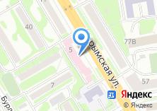 Компания «Городская стоматологическая поликлиника №6» на карте