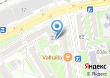 Компания «АКВА-ВИТА» на карте