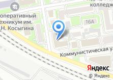 Компания «Наш Дом Сибирь» на карте