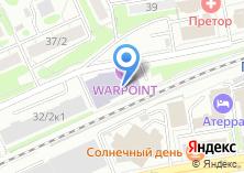 Компания «NG studio» на карте
