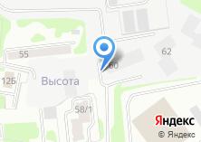 Компания «Автозапчасти Автомира» на карте