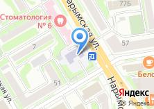 Компания «Детский сад №96» на карте