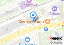 Компания «МИАСТ» на карте