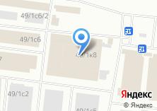 Компания «Конфи-М производственно-торговая компания» на карте