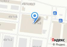 Компания «Гранд-мебель» на карте
