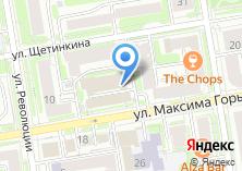 Компания «ИНВЕСТРОССТРОЙ» на карте