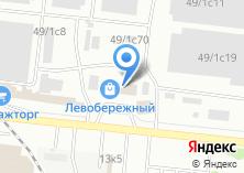 Компания «Стаер» на карте