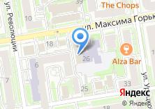 Компания «КузбассТрансЦемент» на карте