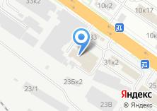 Компания «БЮРО ИНТЕРЬЕРА 01» на карте