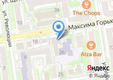 Компания «Сибирские карьеры» на карте