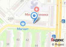 Компания «Сибирская Академия Систем Безопасности» на карте