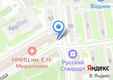 Компания «MebelEko» на карте