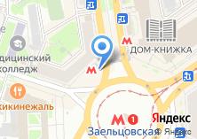 Компания «Станция Заельцовская» на карте