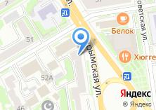 Компания «ДиАлСтрой» на карте
