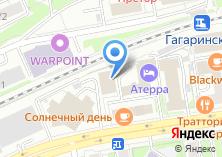 Компания «НЕТВОРК СОЛЮШНС» на карте