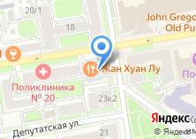 Компания «Veranda Дениса Иванова» на карте