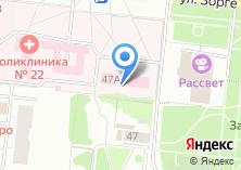 Компания «ИмДи» на карте