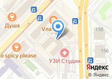Компания «Делиторта» на карте
