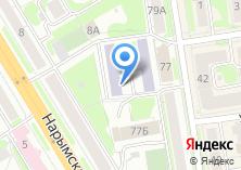 Компания «Олимпус» на карте