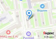 Компания «Иня плюс» на карте