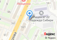 Компания «Дорстроймост» на карте